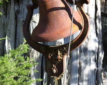 Farm Bell, Franklin County, Kentucky--8 x 10 fine art photo, signed