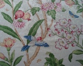Floral Country Cottage Square Tablecloth 50X50 - SALE