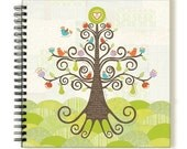 Young Women Values Tree Notebook