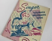 Singer Illustrated Dressmaking Guide - 1939