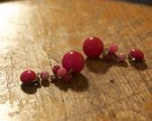 Roses Trellis Earrings