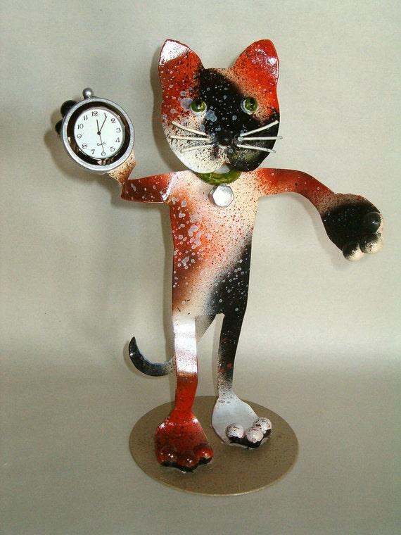 Calico Watchcat