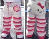 Knitting pattern - Kitty pants
