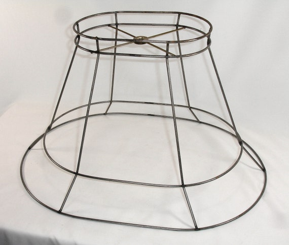 Lamp Shade Wire Frame Custom Handmade Deco Design Made In NYC