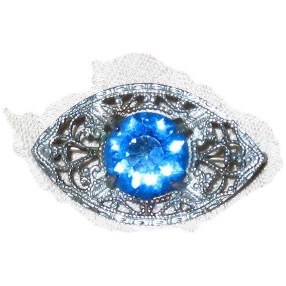 pin the blue eye - photo #16