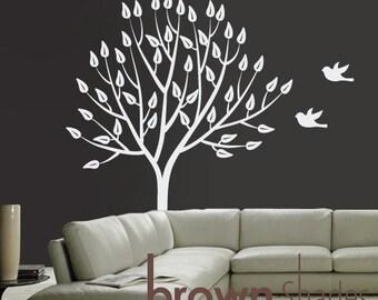 White Tree : FREE Birds