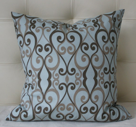 Clearance Patio Throw Pillows : CLEARANCE Decorative Indoor/Outdoor Pillow Cover by ZzzBoutique