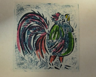 A Doodle Do Copper Etching