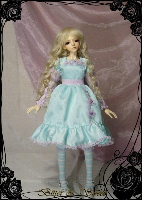 bjd dollfie (Bitter & Sweet) lolita princess style outfit