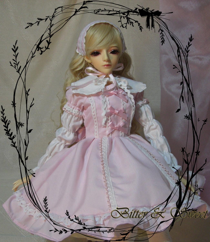 bjd dollfie Bitter & Sweet sweet lolita outfit