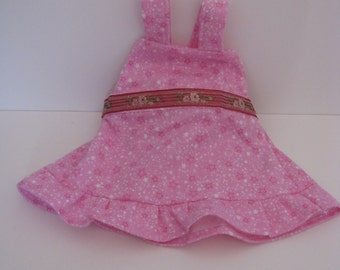 "Sundress for 16"" Bitty Baby style dolls"