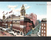 ANTIQUE POSTCARD T The Hippodrome New York USA United States