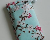 Cherry Blossoms, iPhone Case, iPhone 4S Case, iPhone 4 Case, Cover, Sleeve