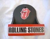 The Rolling Stones Logo Mini Ready To Hang Shelf
