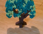 Freestanding Tree Puzzle