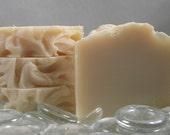 Seductive Sandalwood Handmade Shea Butter  Soap