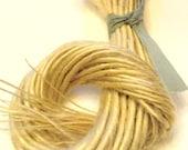 40 SE Single Ended Synthetic Dreads Light Platinum Blonde Dreadlock Braid Hair Extension Custom
