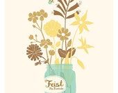 Feist Polaris Silkscreen Poster