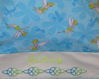 Girls Pillowcase Custom Themed Personalized