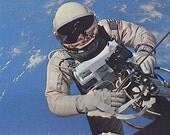 1968 Exploring SPACE With a Camera NASA Photograpy BOOK