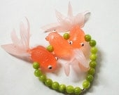 Goldfish bracelet
