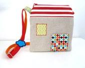 Little House Handbag - Made to order
