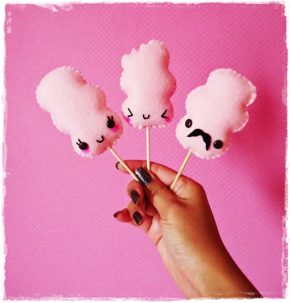 Kawaii Cotton Candy
