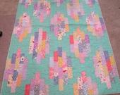 30's Reproduction Lap Quilt