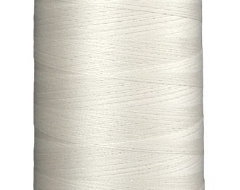 Superior Thread - So Fine - Polyester Quilting & Sewing Thread 3,280 Yd Spool - Pearl