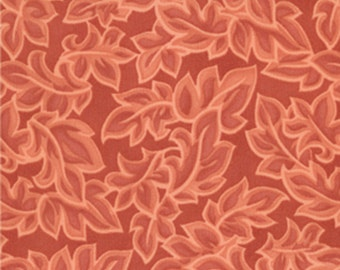 SALE - Sprit Collection by Lila Tueller for Moda Fabrics - 11435-17 Tranquility Coral