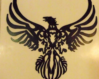 Phoenix,Rising Phoenix,Southwest,Bird,Mythical,Free Shipping