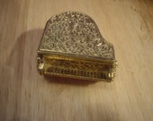 Destash Vintage Avon  Baby Grand Piano Perfume Locket
