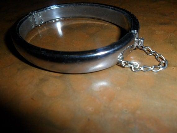 Lovely Vintage Stainless Steel Bracelet