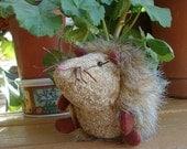 Hedgehog Stuffed Animal Cute Toy or Desk Pet