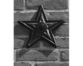 Star Symbol, 4x6 individual print. Great starter or ending to your custom word/name