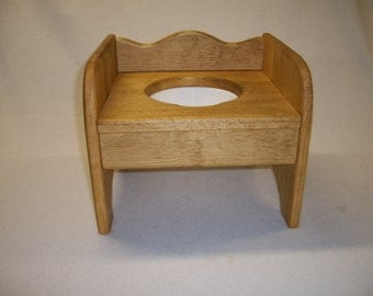 The Little Denver Wooden Potty Chair