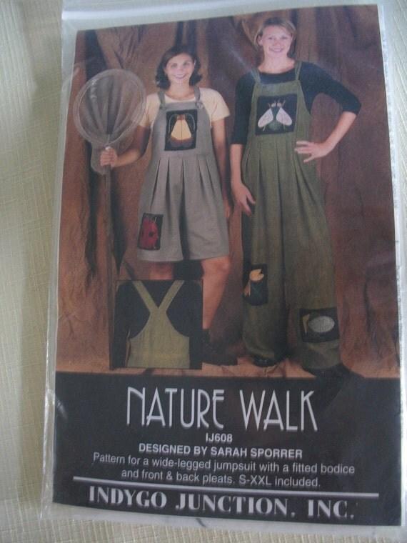 Nature Walk Pattern