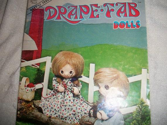 Drape Fab Dolls Booklet
