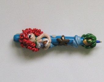Mermaid Pen