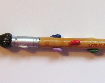"The ""Paintbrush"" Pen"