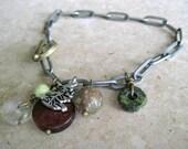 Evergreen Charm Bracelet