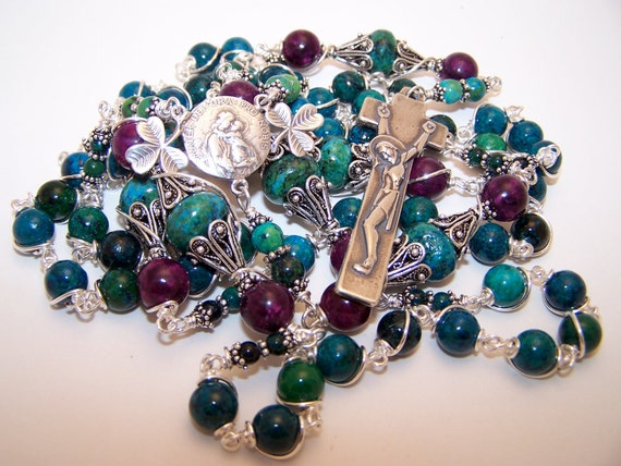 Unbreakable Rosary Of Ireland- Our Lady Of Knock Ireland