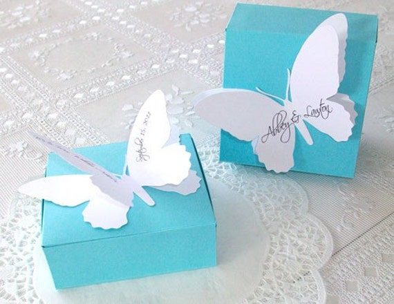 Wedding Gift Box Tiffany Blue : Unavailable Listing on Etsy