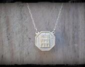 Notre Dame de Paris Vintage Charm Necklace
