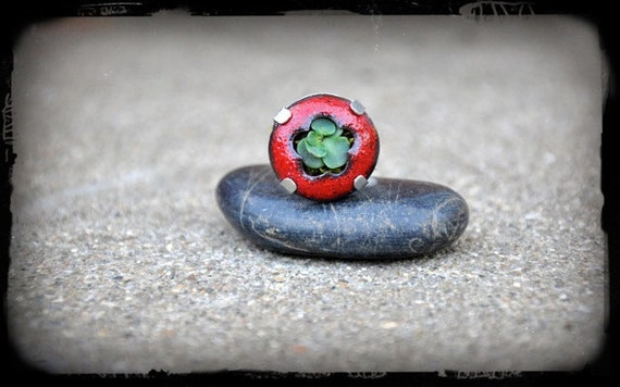 Fingerling Garden Ring