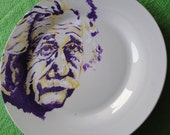 Albert Einstein Says 'E Equals MC Squared'