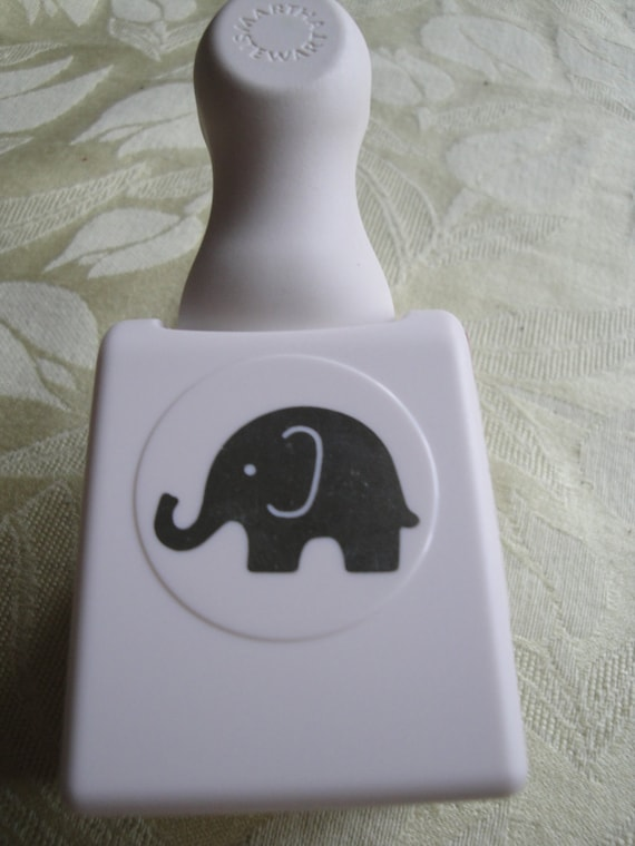 Mr Elephant Hole Punch