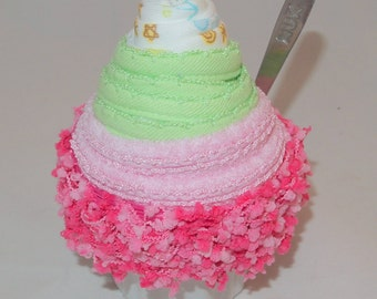 Baby Sundae - Girl - Made-to-Order - Great Baby Gift!