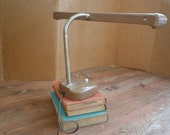 SALE 60s Adjustable Gooseneck MOD desk lamp