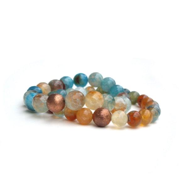Turquoise Bracelet - Stretch Bracelet